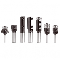 Replaceable Insert Router Bits